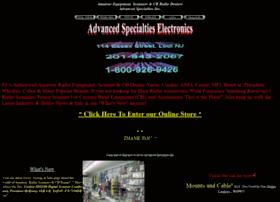 Advancedspecialties.net thumbnail