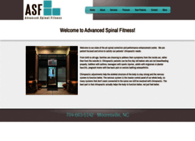 Advancedspinalfitness.net thumbnail