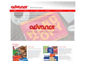 Advancepaper.com.ph thumbnail