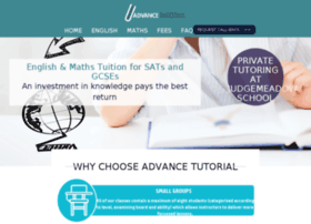 Advancetutorial.co.uk thumbnail