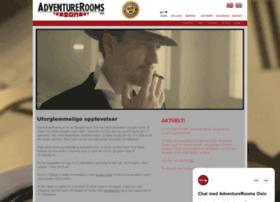 Adventurerooms.no thumbnail
