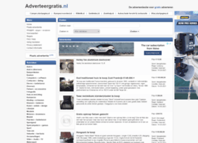 Adverteergratis.nl thumbnail