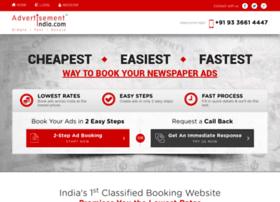 Advertisementindia.com thumbnail