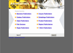 Advertstream.info thumbnail