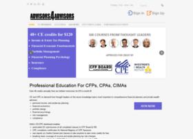 Advisors4advisors.com thumbnail