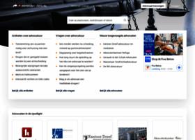 Advocaat-info.nl thumbnail