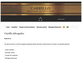 Advocaciacarrillo.com.br thumbnail