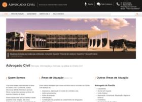 Advogadoscivil.com.br thumbnail
