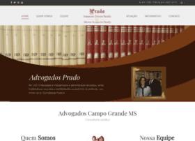 Advogadosprado.com.br thumbnail