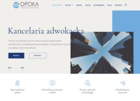 Adwokat-opoka.pl thumbnail