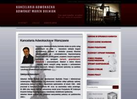 Adwokatdulniak.pl thumbnail