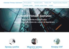 Adwokattomaszsadowski.pl thumbnail