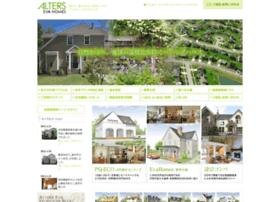 Ae-homes.jp thumbnail