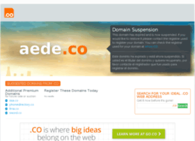 Aede.co thumbnail