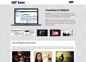 Aef-asso.fr thumbnail