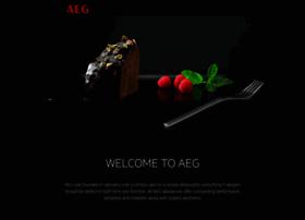 Aeg.com thumbnail