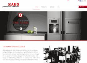 Aeg125.co.za thumbnail