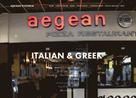 Aegeanpizzeria.com thumbnail