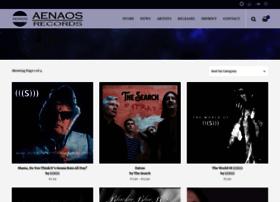Aenaos-records.com thumbnail