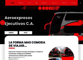 Aeroexpresos.com.ve thumbnail