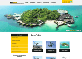 Aerofotosdrone.com.br thumbnail
