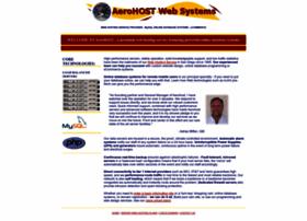 Aerohost.com thumbnail