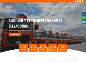 Aerorental.com.co thumbnail