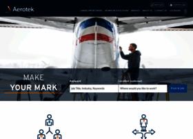 Aerotek.com thumbnail