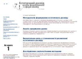Aesthetics.org.ua thumbnail