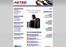 Aetes.com.tr thumbnail