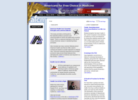 Afcm.org thumbnail