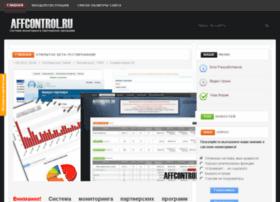 Affcontrol.ru thumbnail