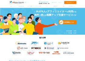 Affiliate-friends.co.jp thumbnail
