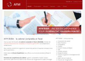Afm-consulting.be thumbnail