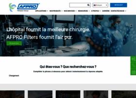 Afprofilters.fr thumbnail