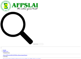 Afpslai.com.ph thumbnail