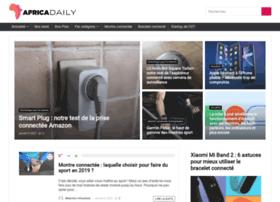 Africadaily.news thumbnail