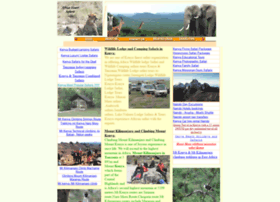 Africaheartsafaris.com thumbnail