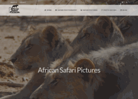African-safari-pictures.com thumbnail