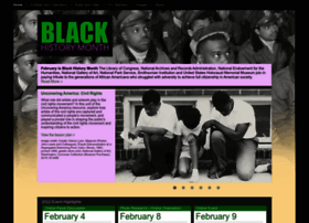 Africanamericanhistorymonth.gov thumbnail