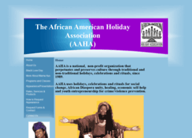 Africanamericanholidays.org thumbnail