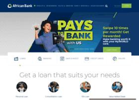 Africanbank.co.za thumbnail