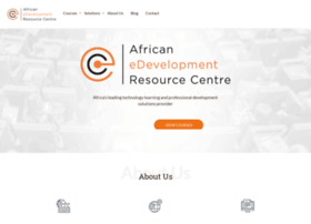 Africanedevelopment.org thumbnail