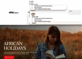Africanholidaysafaris.com thumbnail