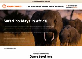 Africasafari.co.uk thumbnail