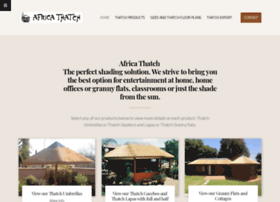 Africathatch.co.za thumbnail
