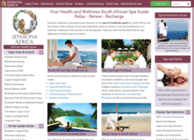 Africawellness.co.za thumbnail