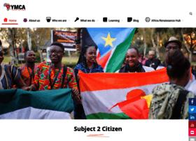 Africaymca.org thumbnail