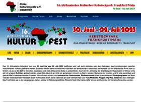 Afrikanisches-kulturfest.de thumbnail