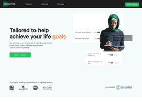 Afrinvest.com thumbnail